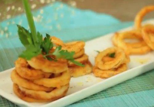 Legítimas Onion Rings