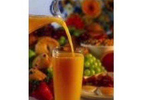 Suco de goiaba com cenoura e batata