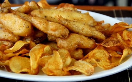 Fish and Chips | CyberCook