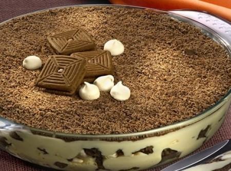 Merengue de chocolate