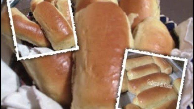 Pão de Cachorro-Quente