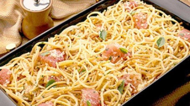 MASSA - Espaguete Italiano