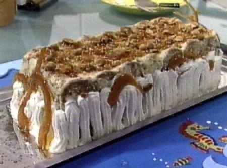 Charlote de Amendoim
