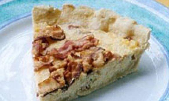 Torta deTrês Queijos