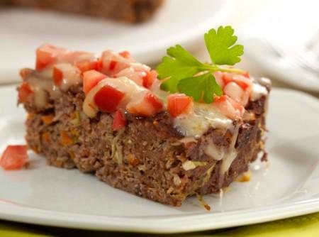 Torta prática de carne moída