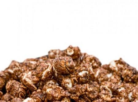 Pipoca de Chocolate no microondas
