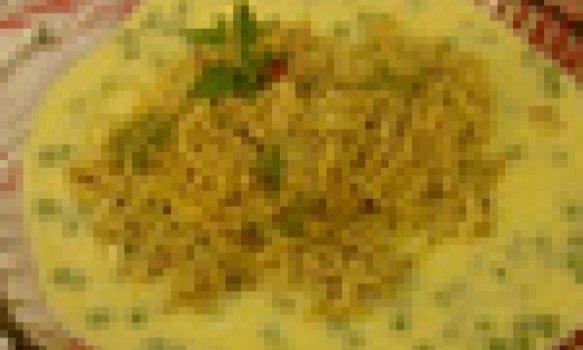 Spaghetti Com Frango