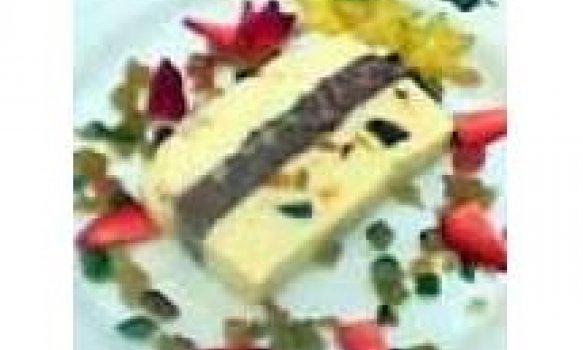 Cassata de Frutas Cristalizadas