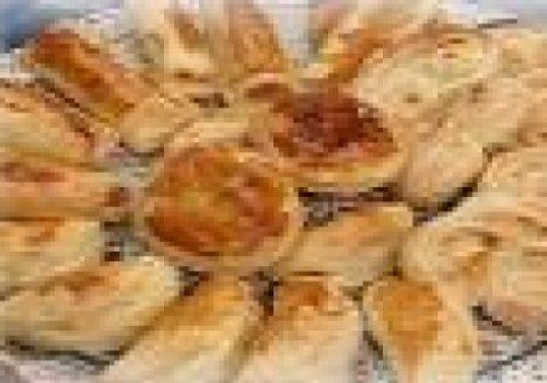 Pastelzinho de maionese
