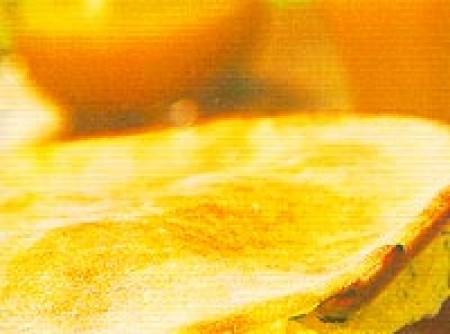 Beitute especial com pasta de hortelã