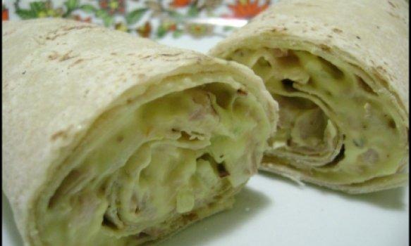 Chicken Wrap (Super Rapido)