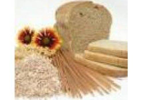Pão de farinha de trigo integral