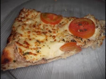 Pizza Gourmet maravilhosa | roseli dias