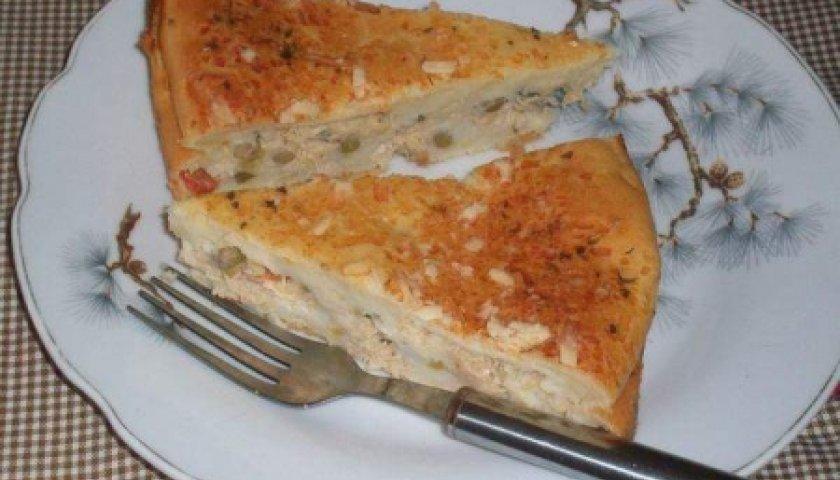 Torta Salgada Prática