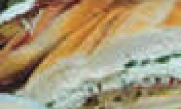 Sanduíche de Frango com Repolho