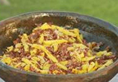 """Carne Seca à """"Maria Luiza"""""""