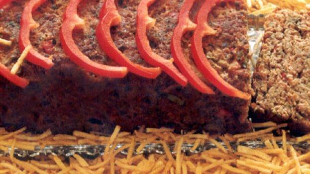 Bolo de Carne Moída