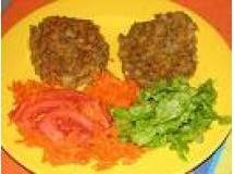 Hamburger Vegetariano   Luiz Lapetina
