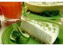 Torta Mousse de Limão com Galak