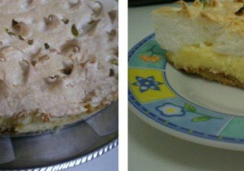 Torta de Limão Diferente
