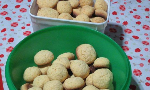 Biscoitinhos Amarelinhos