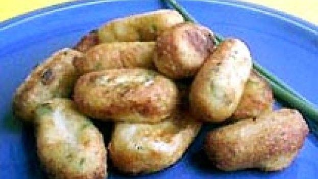 Bolinhos de Batata
