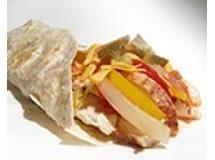 Fajita de frango com molho mexicano | Luiz Lapetina