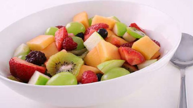 Frutas na Tigela