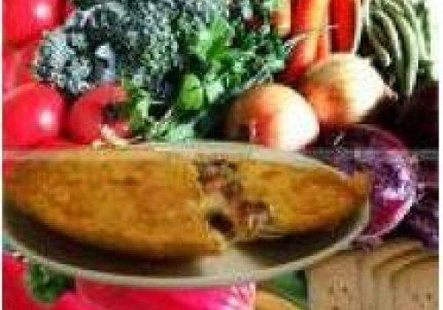 Pastelão de Legumes