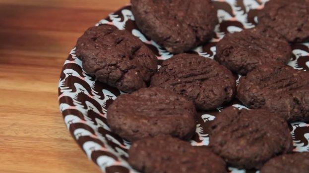 Cookie de Cacau e Semente de Chia