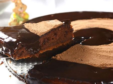 Bolo de Chocolate e Laranja | CyberCook