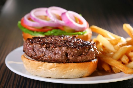 Hambúrguer Bovino