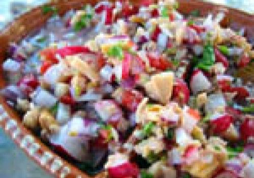 Ceviche Tradicional