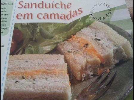 Sanduiches Coloridos | Karla do Rocio B. Barbosa