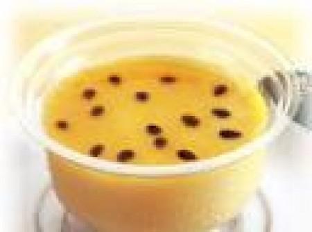 Creme de Maracujá Delicioso