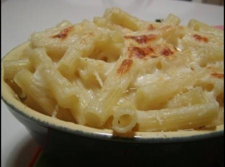 Macarroni and cheese
