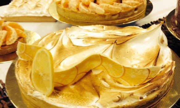 Torta de Limão Um Clássico Que Nunca Sai de Moda