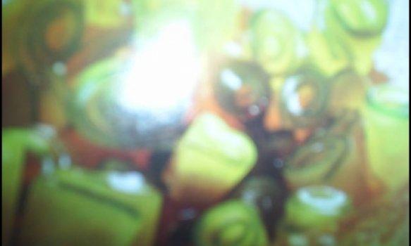 Caracóis de Mamão