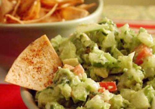 Salada de Guacamole