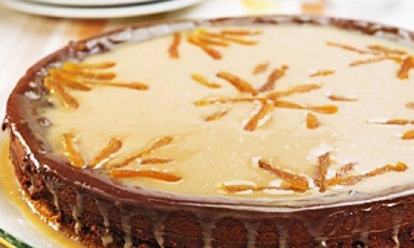 Cheesecake de Damascos