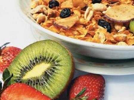 Matinal caseiro - granola