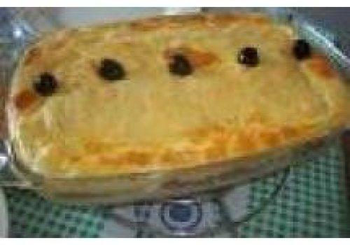 Empadão de Batatas