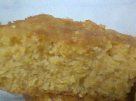 Bolo de milharina delicia (da dona jane) | Teresa Sardão
