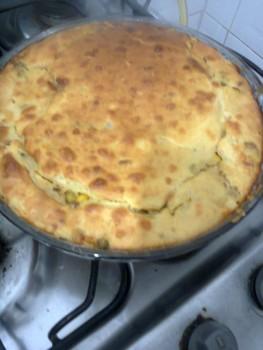 Torta Salgada de Salmão da Paloma | PALOMA NUNES