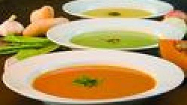Deliciosas sopas para saborear no inverno