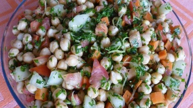 Salada K3 - rica em potássio