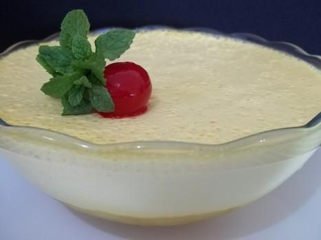 Sobremesa de Abacaxi