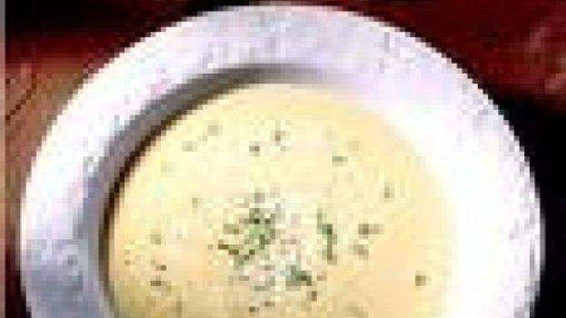 Sopa-Creme de Palmito