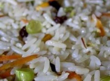 arroz a grega super simples
