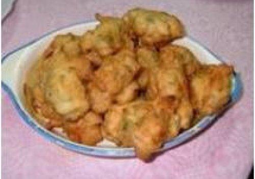 Pataniscas de Bacalhau